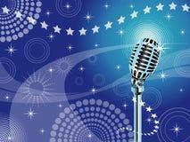 Fond musical abstrait Images libres de droits