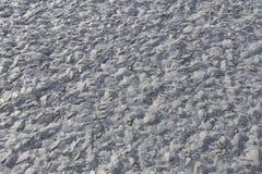 Fond, neige, flocon, hiver Images libres de droits