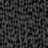 Fond neutre foncé sans couture de pixel Image libre de droits