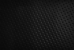 Fond noir abstrait de texture de modèle Image stock