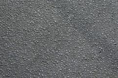 Fond noir d'asphalte Image libre de droits