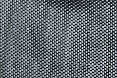 Fond noir de fibre Image stock
