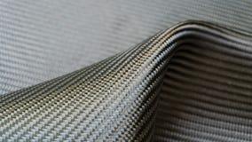 Fond noir de matériau composite de fibre de carbone images stock