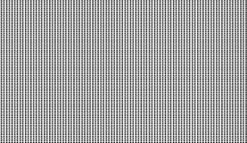 Fond noir de point de polka Photo stock