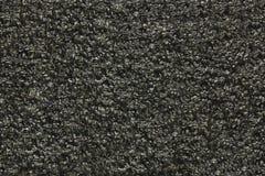 Fond noir de polyuréthane Texture sous forme de boules collées ensemble photos libres de droits