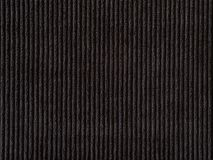 Fond noir de tissu Images stock