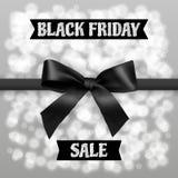 Fond noir de vendredi Photos stock