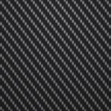 Fond noir et argenté de fibre de carbone de couleur Photos stock