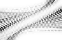 Fond noir et blanc illustration libre de droits