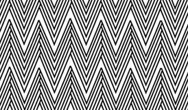 Fond noir et blanc abstrait Images libres de droits