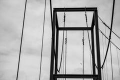 fond noir et blanc architectural abstrait photographie stock