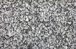 Fond noir et blanc de granit Photographie stock libre de droits