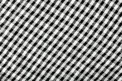Fond noir et blanc de keffiyeh Images libres de droits