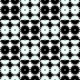 Fond noir et blanc de mécanique sans couture Photographie stock libre de droits