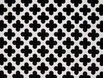 Fond noir et blanc de maille gentille même de grille, métal avec la texture approximative illustration de vecteur