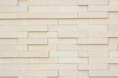 Fond noir et blanc de texture de mur de briques Photographie stock libre de droits