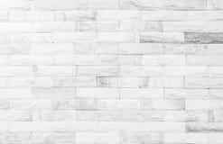 Fond noir et blanc de texture de mur de briques Image stock