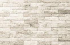 Fond noir et blanc de texture de mur de briques Photo libre de droits