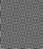 Fond noir et blanc de tissu de tapisserie Photographie stock