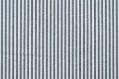 Fond noir et blanc de toile de textile de texture de tissu Photo libre de droits