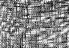Fond noir et blanc - réseau Image libre de droits