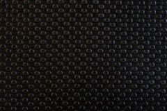 Fond noir et cercles abstraits modèle, surface pour la conception Le fond gris-foncé avec des cercles, se perfectionnent pour la  image libre de droits