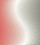 Fond noir et rouge illustration stock