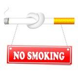 Fond non-fumeurs Images libres de droits