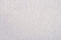Fond non-tissé blanc de tissu photographie stock libre de droits