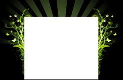 Fond normal de Web d'herbe fraîche illustration de vecteur