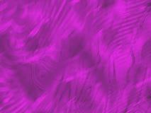 Fond ondulé violet Images libres de droits
