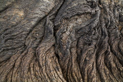 Fond onduleux abstrait de la lave Photos stock