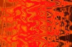 Fond onduleux artistique de rideau oriental photographie stock libre de droits