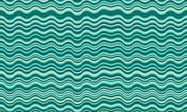 Fond onduleux frais de rayures Texture d'ondulation illustration stock