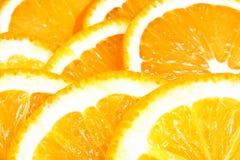 Fond orange Photo stock