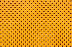 Fond orange image libre de droits