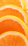 Fond orange 3 Image stock