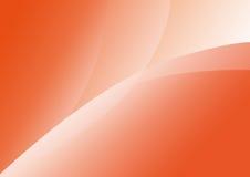Fond orange abstrait Image stock