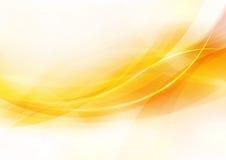 Fond orange abstrait pour la conception Photographie stock