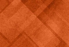 Fond orange avec des couches abstraites de formes texturisées blanches photographie stock