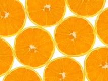 Fond orange de fruit Photo libre de droits