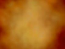 Fond orange de présentation Image libre de droits