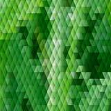 Fond orienté d'herbe avec la grille de diamant Photos libres de droits