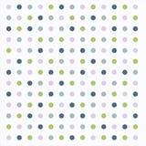 Fond original avec des cercles et une combinaison parfaite de couleurs illustration libre de droits