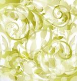 Fond ornemental floral, éléments de conception Image stock