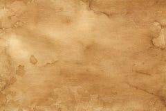 Fond ou texture de papier - feuille de papier fait main photo libre de droits
