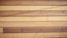 Fond ou texture en bois de leurs bâtons horizontaux photographie stock libre de droits