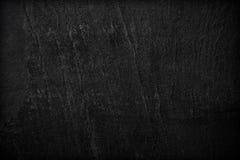 Fond ou texture noir gris-foncé d'ardoise Photos libres de droits
