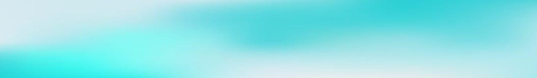 Fond panoramique d'abrégé sur maille de gradient Vue horizontale pour panneaux en verre - skinali Les couleurs douces à la mode e illustration stock