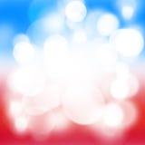 Fond patriotique des Etats-Unis photos stock